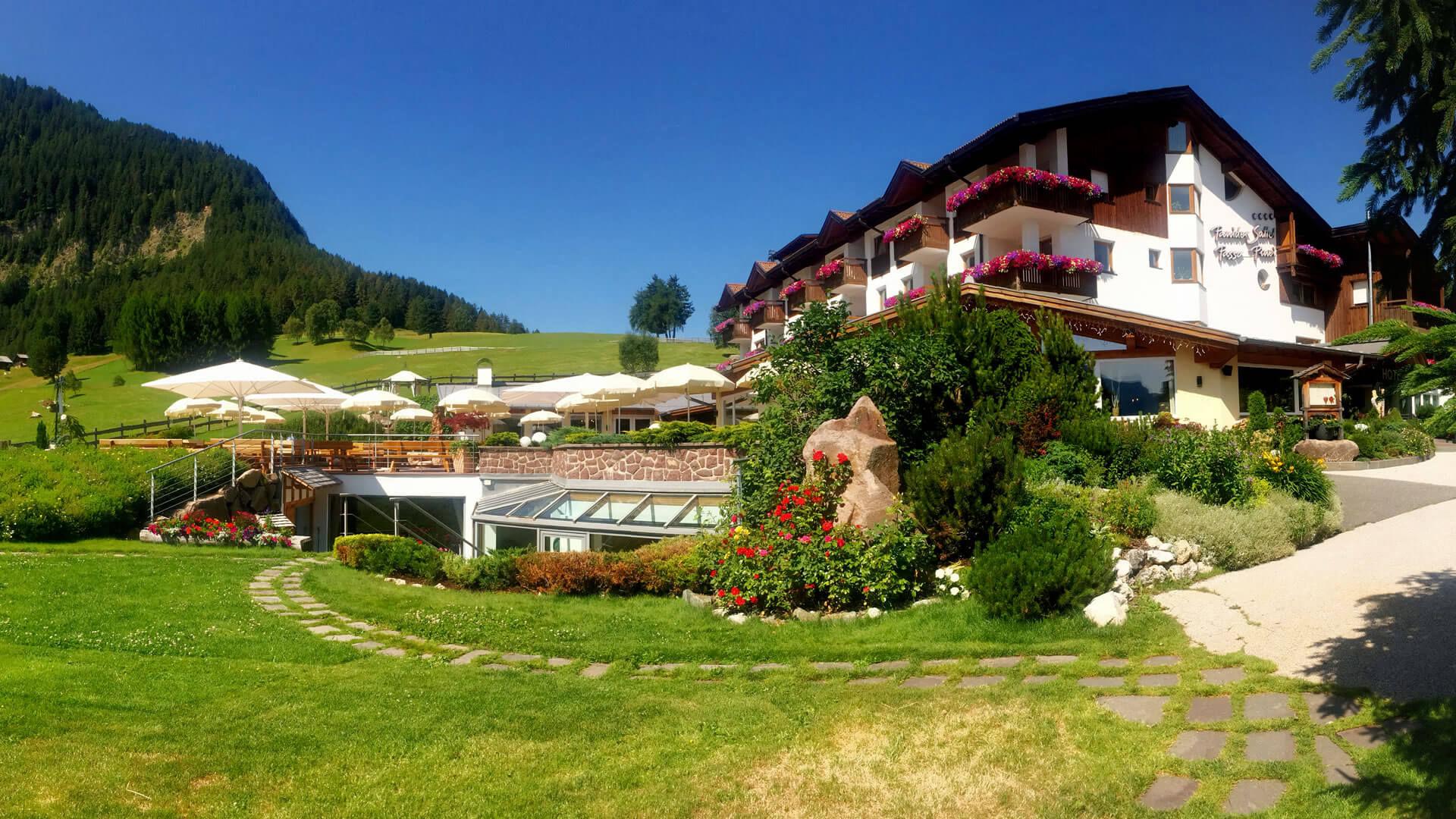 Hotel Pinei St Ulrich